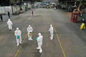 Coronavirus: S. Korea, Japan see infection spikes; 2 deaths in Iran