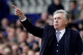 Carlo Ancelotti has overseen a revival at Goodison Park since arriving in December.