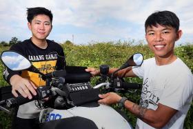 NUS undergrads design Barpad tool kit for bikers