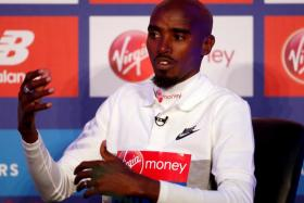 Mo Farah will bid for a third 10,000 metres Olympic title later this year in Japan.