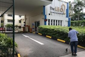 Relief package of $10,000 to help infected migrant worker