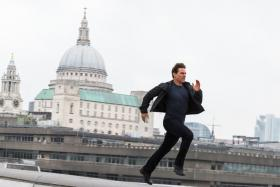 Mission: Impossible - Fallout starring Tom Cruise