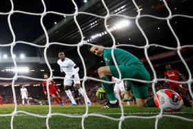 Liverpool are creaking, despite still winning: Richard Buxton