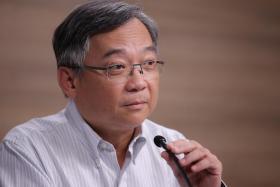 Health Minister Gan Kim Yong