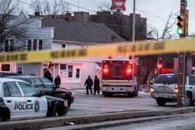 Gunman kills 5 co-workers and himself in US brewery shooting