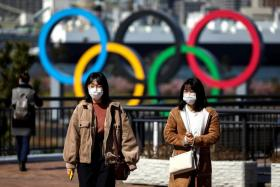 The Tokyo Olympics are scheduled to start on July 24.