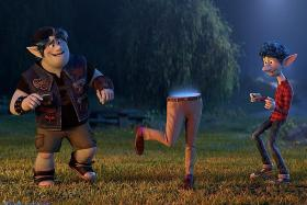 Pixar hopes to make magic with Onward