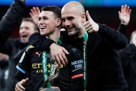 Richard Buxton: City tyro Phil Foden steps out of the shadows
