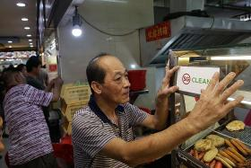 2,100 hawker stalls, 400 coffee shops earn SG Clean certification