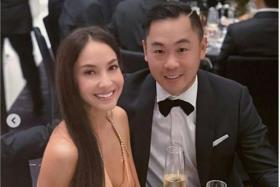 Ase Wang (left) and Jon Lor