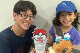 Demand for services up, says coach of S'pore's young e-sport champ