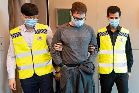 StanChart robbery suspect finally extradited and charged after 4 years