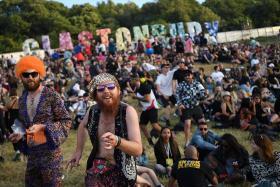 Organisers scrap Glastonbury's 50th anniversary over coronavirus fears
