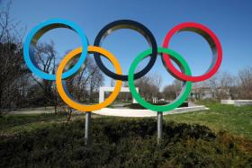 The organisers of the Olympics have been under pressure to postpone the Tokyo Games.