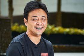 Tatsuma Yoshida calls for teamwork to fight the coronavirus