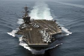 US Navy captain pleads for help after carrier is hit by coronavirus