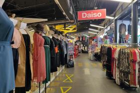 Small stores in heartland malls reeling from impact of Covid-19