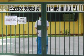 Nursing homes adjust to ban on visitors