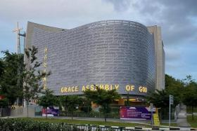 Grace Assembly of God church