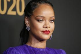 Rihanna at the 51st NAACP Image Awards