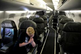 Single passenger flights and the daily woes of airlines