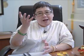 Warning against fengshui master's coronavirus claims in YouTube video