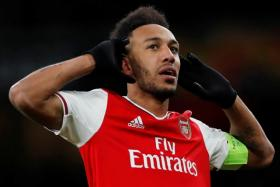 Arsenal forward Pierre-Emerick Aubameyang has not won a silverware since joining the Gunners in 2018.