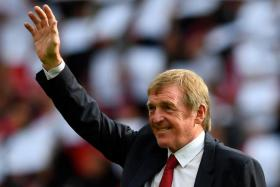 Sir Kenny Dalglish scored 172 goals in 515 games for Liverpool.