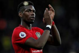 Midfielder Paul Pogba has made only eight appearances for Manchester United this season due to a nagging ankle injury.