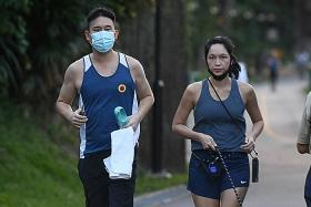Should strenuous exercise exempt you from wearing a mask?