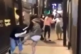 Singaporean student and friend hurt in racist attack in Melbourne