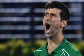 Novak Djokovic made a flying start to the 2020 season, winning the Australian Open in January for his 17th Grand Slam title and stretched his winning run to 18 matches before the Covid-19 pandemic brought sports events across the world to a halt.