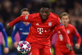 Bayern Munich defender Alphonso Davies, who joined the Bundesliga outfit in January 2019, signed a contract extension until 2025 just last week.