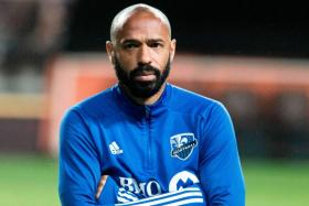 Thierry Henry's Montreal Impact were second in the Major League Soccer Eastern Conference table when the league was halted by the coronavirus outbreak.
