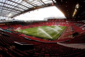 The barrier seats will be installed in the north-east quadrant of Old Trafford.