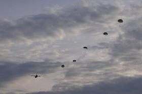 SAF resumes parachute training with new safety measures