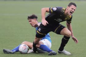 Hurdles aplenty for Singapore Premier League's disrupted season