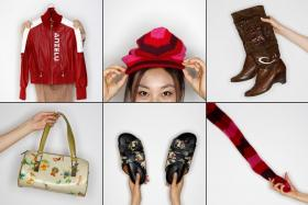 A combination of pictures shows items that accountant Jiang Zhuoyue plans to sell on an online platform in an effort to simplify her life amid the spread of the coronavirus disease (COVID-19) in Beijing, China April 30, 2020.