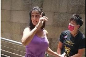 Woman who refused to wear mask arrested for assault