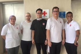 Red Cross Home for the Disabled chefs serve up food from their hearts