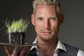 Impress mum with Chef Stroobant's salmon fillet dish for Mother's Day
