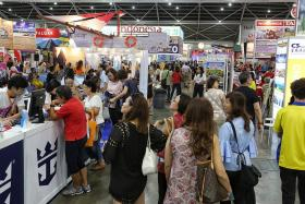 Travel industry's future uncertain, with fairs cancelled or postponed