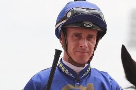 Jockey Daniel Moor.