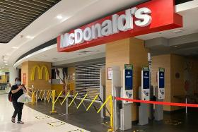 Most McDonald's outlets reopen today