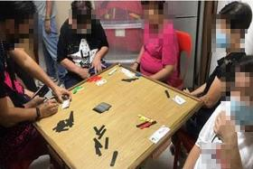 26 people arrested for alleged illegal gambling offences