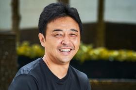 Tatsuma Yoshida.