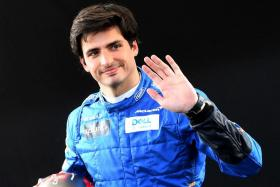 Carlos Sainz finished sixth in the driver's championship with McLaren last year.