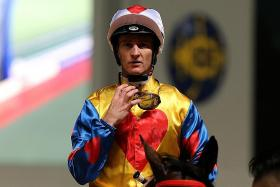 Reigning Hong Kong champion jockey Zac Purton takes his season's tally to 116 winners with his double on Compassion Spirit and Victoriam.
