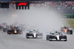 Hockenheim hosted a Formula One race in 2019, but its circuit is not scheduled for a return next year.