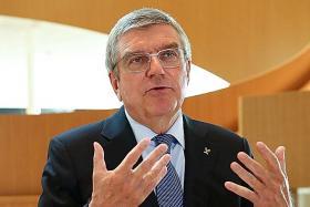 No Olympic postponement beyond 2021: IOC chief Thomas Bach